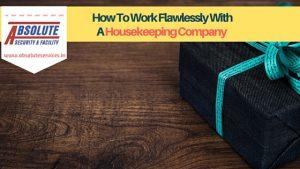 Housekeeping Companies in Delhi